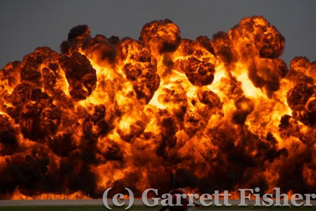 Pyrotechnics (3)