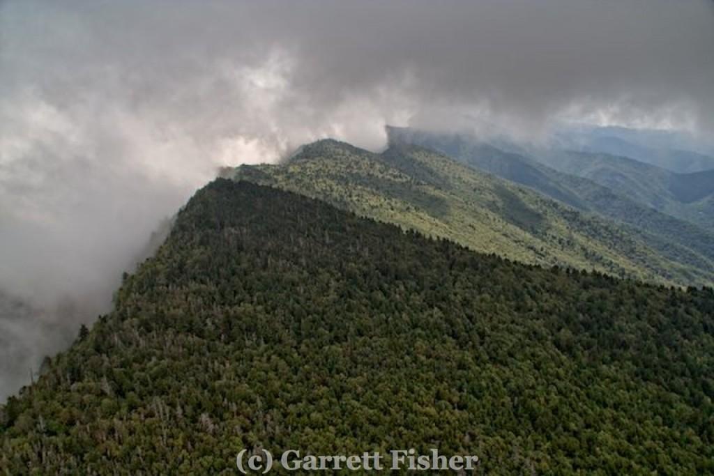 Black Mountain Range - North to South