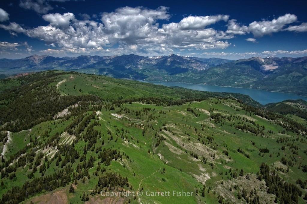 Caribou Mountain : Climbing, Hiking & Mountaineering : SummitPost