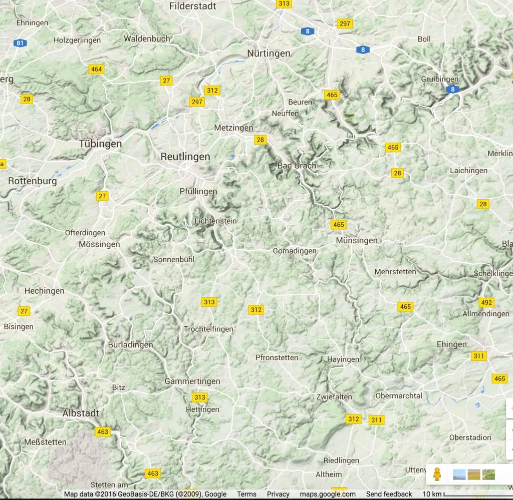 4-Neckar River Headwaters