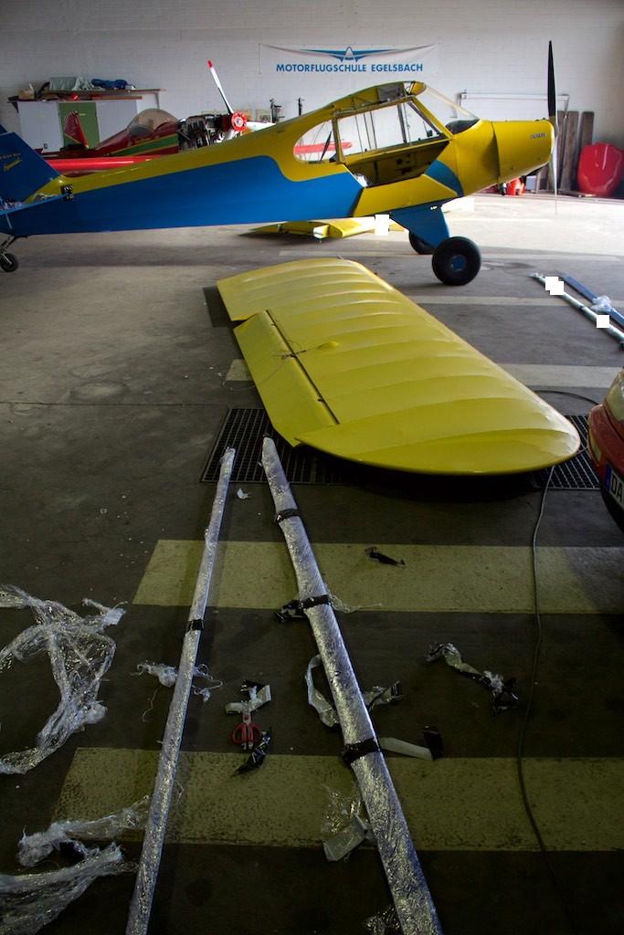 Flugzeug 4