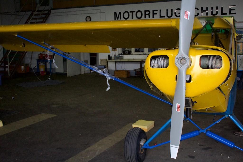 Flugzeug 6