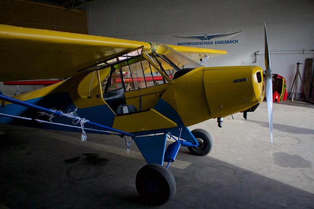 Flugzeug 8