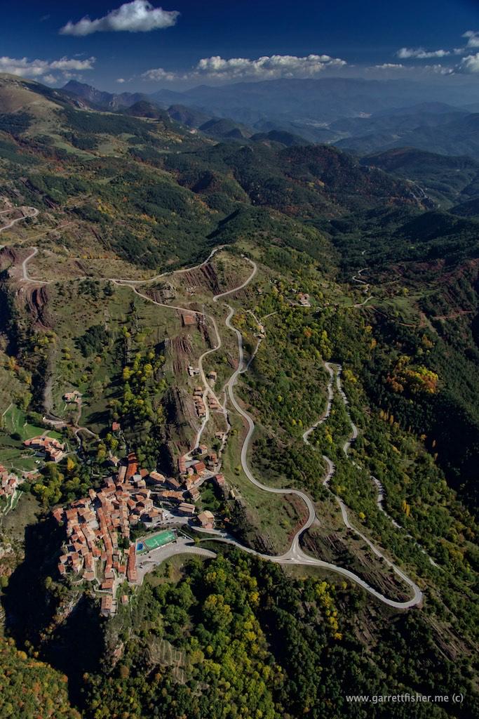 Flight: Spain: Pre-Pyrenees