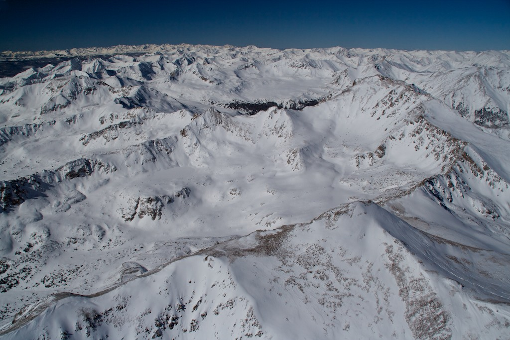 Collegiate Range Looking Toward Aspen (1)