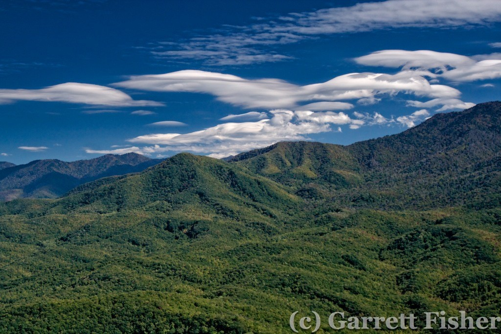 16-Lenticularis Clouds GSMNP