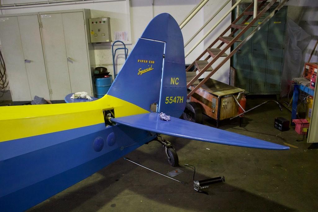 Flugzeug 1