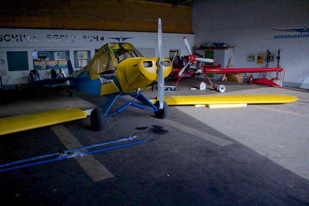 Flugzeug 5