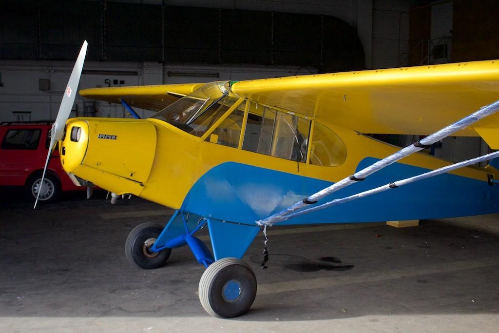 Flugzeug 7